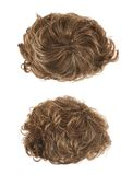 Hair wig isolated Royalty Free Stock Photography