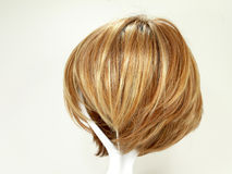 Hair wig Royalty Free Stock Images