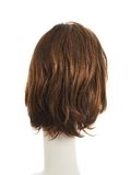 Hair wig over the mannequin head Stock Image