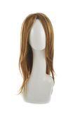 Hair wig over the mannequin head Royalty Free Stock Photography