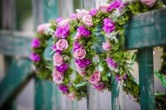 Hair wreath Stock Image