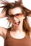 Hair3 selvaggio Fotografia Stock Libera da Diritti