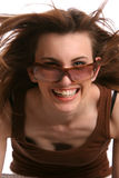 Hair7 salvaje Foto de archivo libre de regalías
