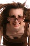 Hair7 selvaggio Fotografia Stock Libera da Diritti