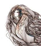 hairball ilustracji