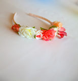 Hairband on table Stock Photography