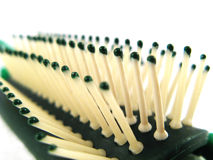 hairbrush гребня стоковые изображения rf