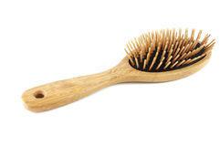 Hairbrush Foto de Stock