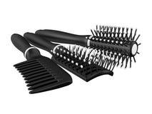 Hairbrush Stock Image