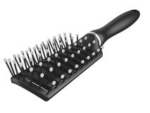 hairbrush Fotografia Royalty Free