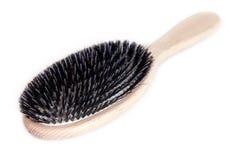 Hairbrush lizenzfreie stockfotografie