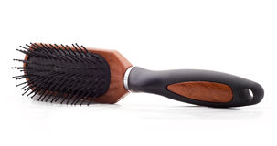 Hairbrush Stock Photo
