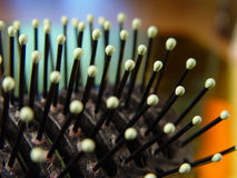 Hairbrush fotos de stock royalty free