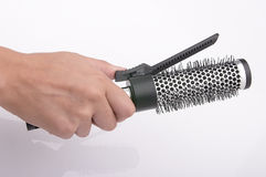 hairbrush Images libres de droits