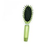 Hairbrush - brush hair Stock Image