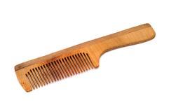 hairbrush drewniany Obraz Royalty Free