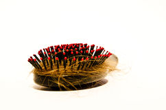 Hairbrush Royalty Free Stock Images