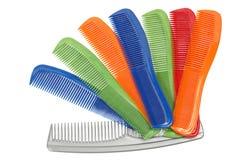 Hairbrushes Photographie stock