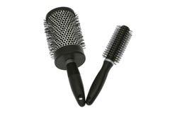 Hairbrushes Stock Photography