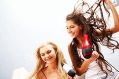 Haircare Royalty Free Stock Photos