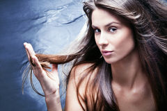 Haircare Royalty Free Stock Images