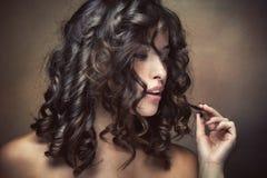 Haircare Royaltyfri Fotografi