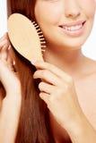 Haircare procedure Royalty Free Stock Photos