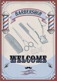 Hairclipp de rasoir d'écouvillon de brosse de cisaillements de tondeuses de ciseaux de frontière de vue Photos stock