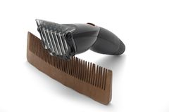Hairclipper Stockbild
