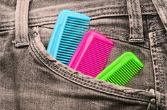 Haircomb stock images