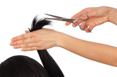 Haircut Stock Images