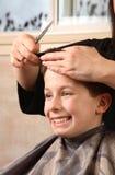 Haircut Royalty Free Stock Image