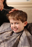 Haircut Stock Photo