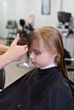 Haircut Royalty Free Stock Photos