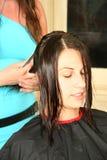 Haircut Stock Photo
