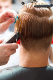 Haircut Royalty Free Stock Photography