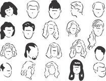 Haircuts Stock Image