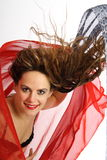 Hairdance 19 Fotografia de Stock Royalty Free