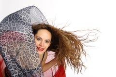 Hairdance 20 Royalty Free Stock Image