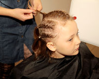 Hairdo Stock Images