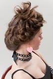 Hairdo Royalty Free Stock Photo