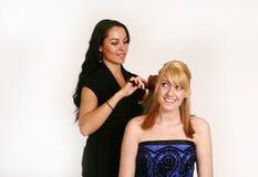 Hairdo Stock Photography