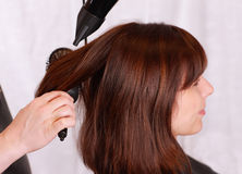 Hairdredding Photographie stock