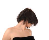 hairdress стильные Стоковая Фотография