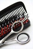 Hairdress tools Stock Images
