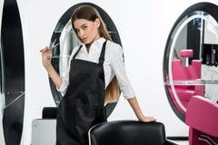 hairdresser imagens de stock