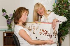 Hairdresser Stock Images
