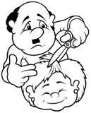 Hairdresser Stock Image