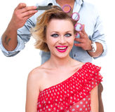 Hairdresser Royalty Free Stock Photo