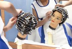 Hairdresser Royalty Free Stock Image
